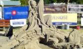 secret garden, 2nd place, sculptor's choice Canadian Open Championship, Parksville 2010