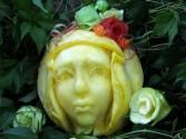 lady pumpkin by David Ducharme