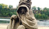 River Wizard, by David Ducharme, River Fest. Trail BC