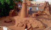 view #1 of Sandland event by Ephemeral Arts Ltd, Charlottetown,PEI,2008